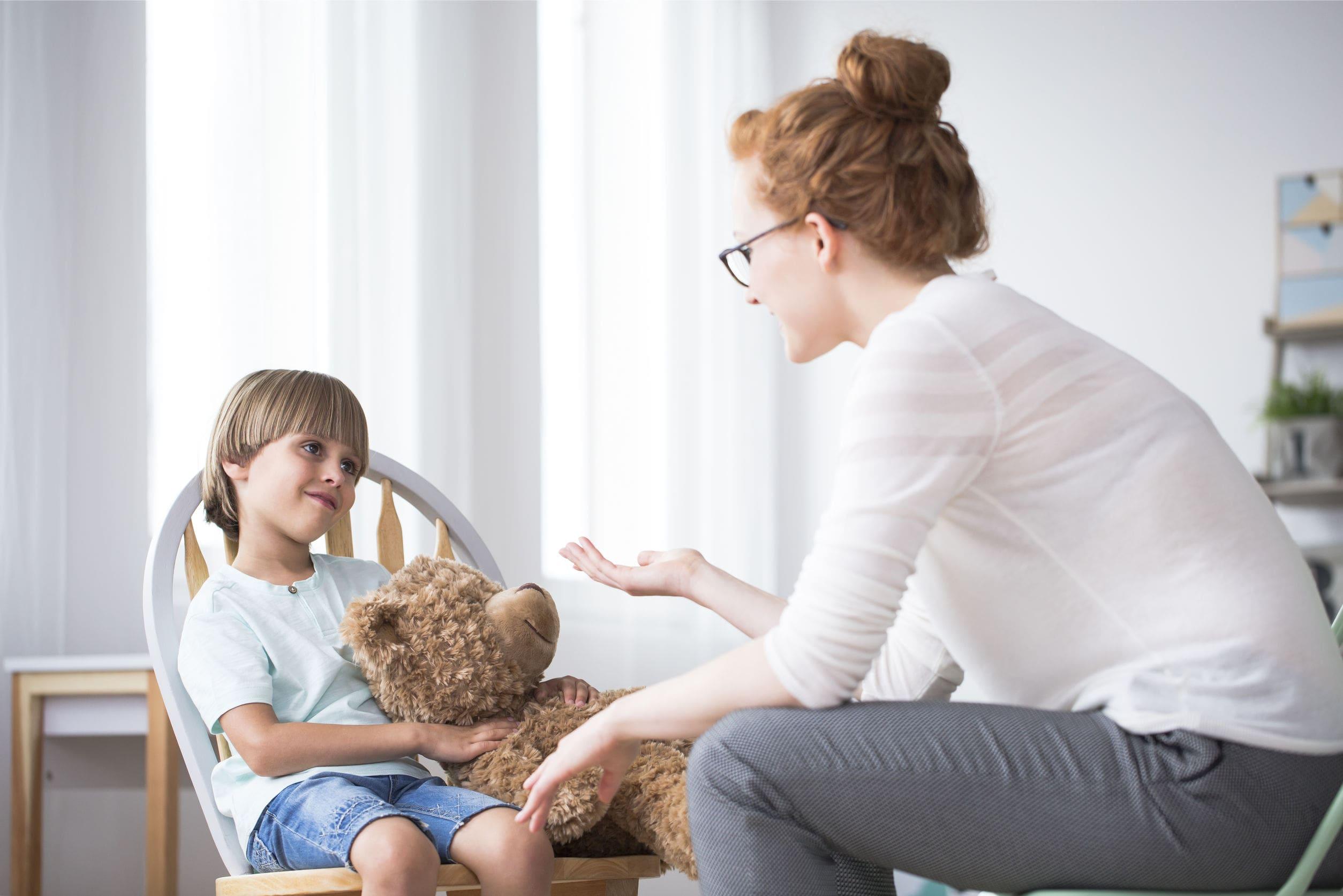 Psycholog dla Twojego dziecka